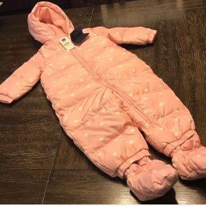 Baby Snowsuit NWT